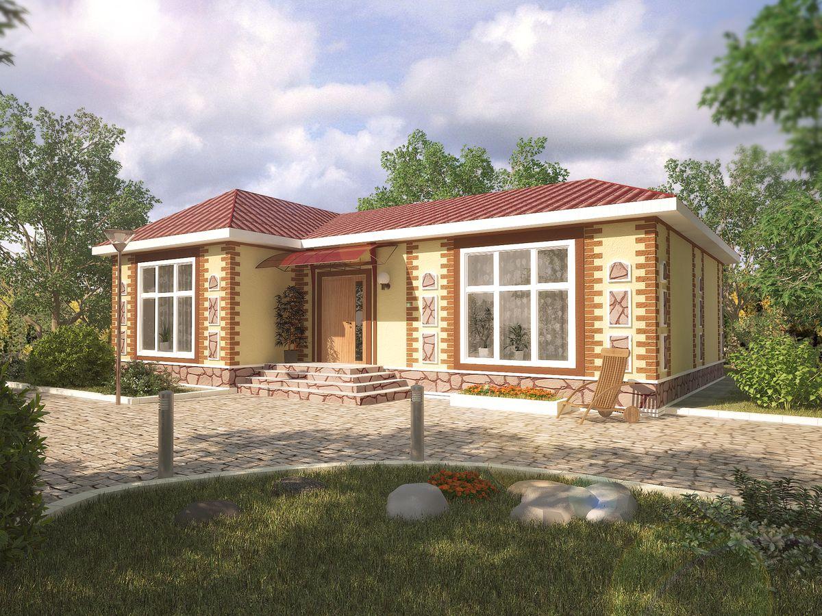 Архитектурные проекты Частные дома-15